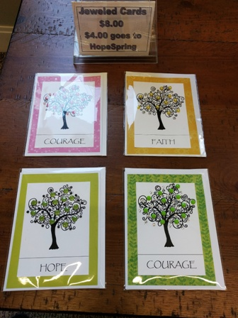 Jewelled Inspiration Cards